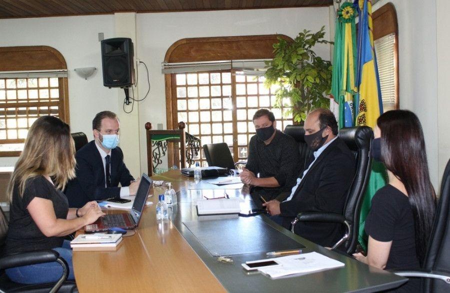 Comissão de transição de governos teve primeira reunião
