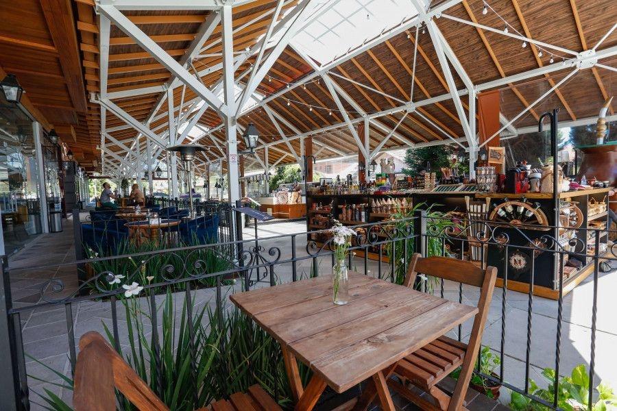 Estação Campos de Canella - Dois anos  do complexo de gastronomia, cultura e entretenimento na antiga Estação Férrea consolidado