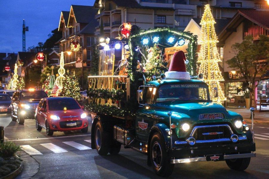 Natal Luz continua em Gramado
