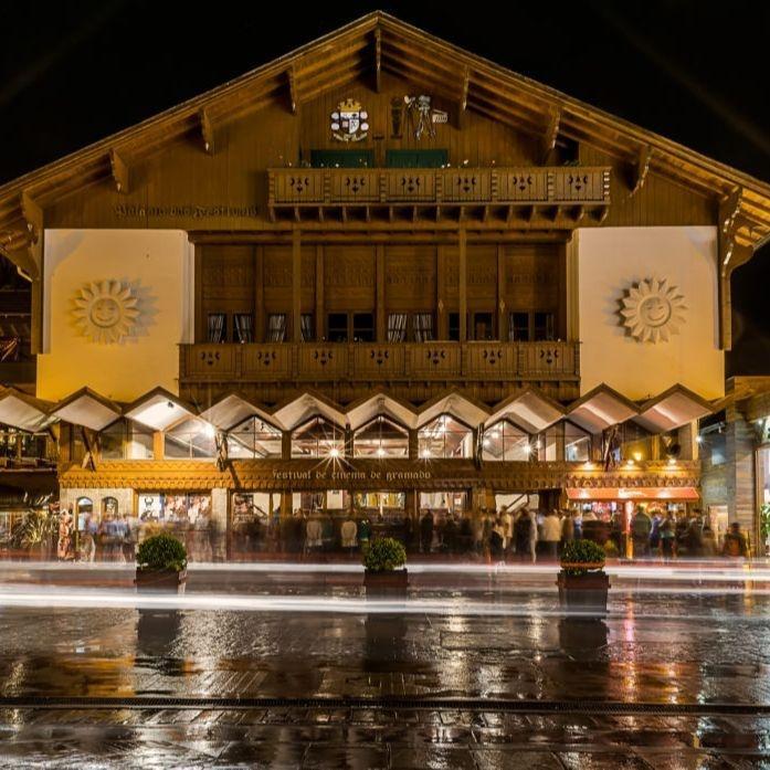 Palácio dos Festivais – Cine Embaixador